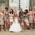 10 Ways to Style Sequin Bridesmaid Dresses