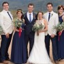 002-L&M-rustic-navy-red-yellow-wedding-laura-leigh-photography