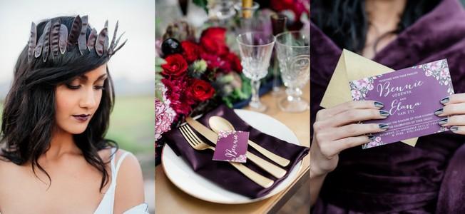 002-aubergine-vine-gold-styled-shoot-wedding-inspiration-debbie-lourens