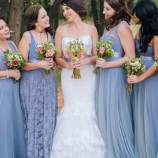 Rustic Serenity Blue Wedding at Grin Court by Charl van der Merwe