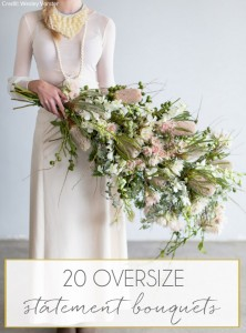 001-oversize statement wedding bouquets southboundbride