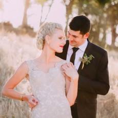 Elegant Al Fresco Wedding at The Dairyshed by Michelle Du Toit
