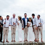 Well Groomed: The Beach Wedding