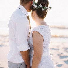 DIY Beach Wedding at Grootvlei by Ronel Kruger