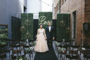 002-Industrial Chic Wedding Ceremony Spaces on SouthBound Bride