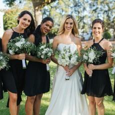 Summer's Eve Wedding at Nooitgedacht by Marli Koen